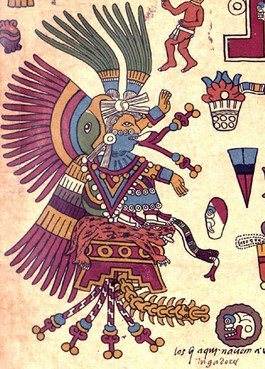 Aztec Prayers & Poems Collected By Alarcon | Tlacatecco