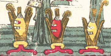 Corn, Plate 27 of the Codex Borgia