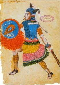 Nezahualcoyotl, From The Codex Ixtlilxochitl